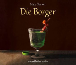 Die Borger, 3 Audio-CDs