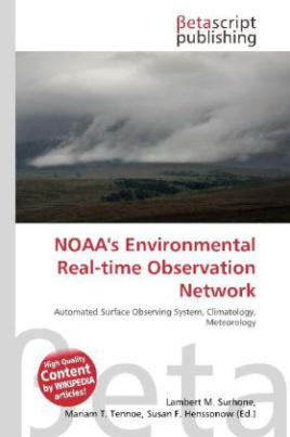 NOAA's Environmental Real-time Observation Network
