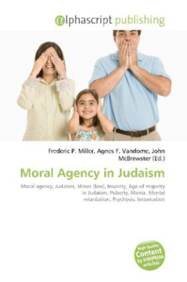 Moral Agency in Judaism