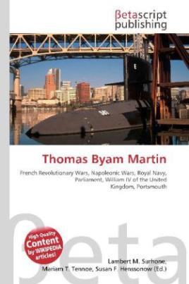 Thomas Byam Martin