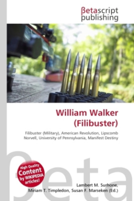 William Walker (Filibuster)