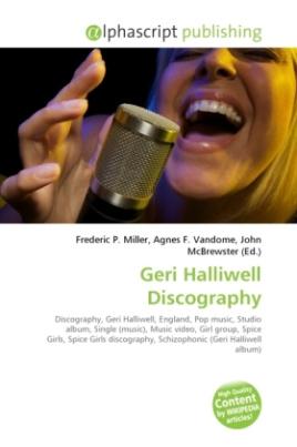 Geri Halliwell Discography