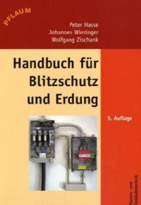 Handbuch für Blitzschutz und Erdung