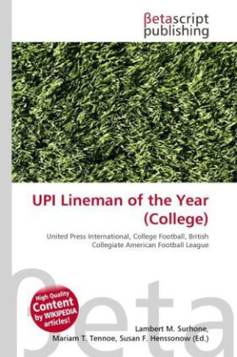 UPI Lineman of the Year (College)