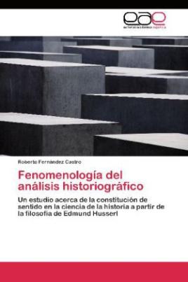 Fenomenología del análisis historiográfico