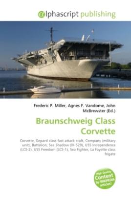 Braunschweig Class Corvette