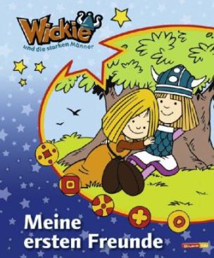 Wickie und die starken Männer Kindergartenfreundebuch