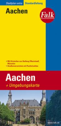 Falk Plan Aachen