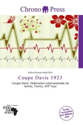 Coupe Davis 1923