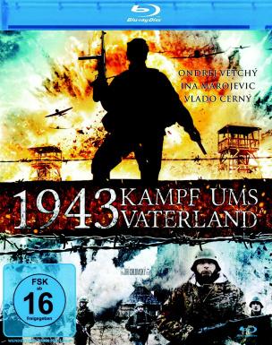 1943 - Kampf ums Vaterland, 1 Blu-ray