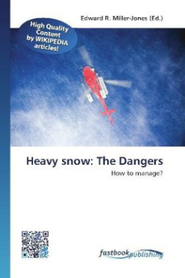 Heavy snow: The Dangers