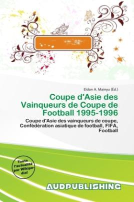 Coupe d'Asie des Vainqueurs de Coupe de Football 1995-1996
