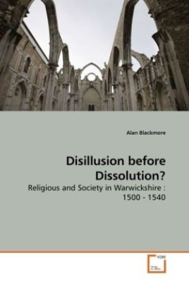 Disillusion before Dissolution?