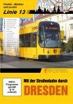 Mit der Straßenbahn durch DRESDEN - Linie 13 (DVD)