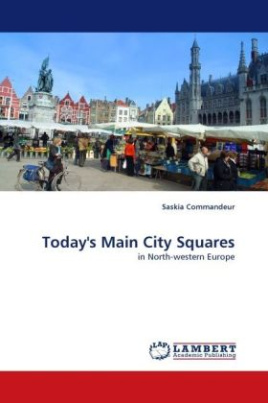 Today's Main City Squares