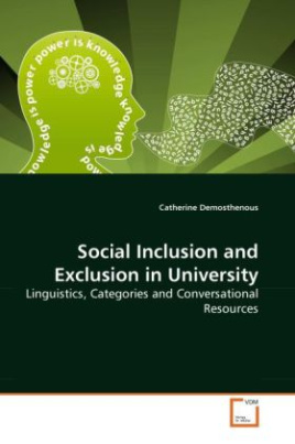 Social Inclusion and Exclusion in University