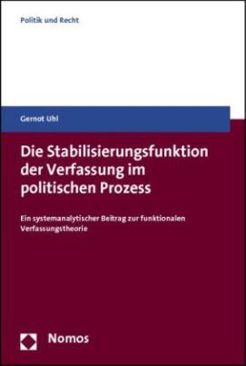 Die Stabilisierungsfunktion der Verfassung im politischen Prozess