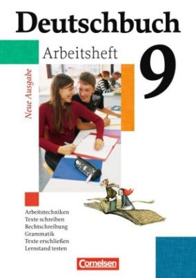 9. Schuljahr, Arbeitsheft mit Lösungen