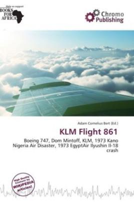 KLM Flight 861