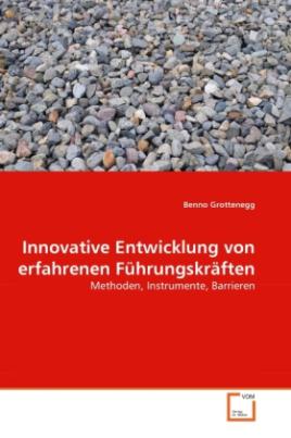 Innovative Entwicklung von erfahrenen Führungskräften