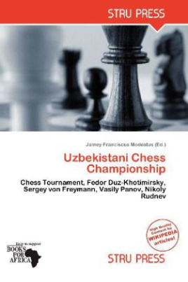 Uzbekistani Chess Championship