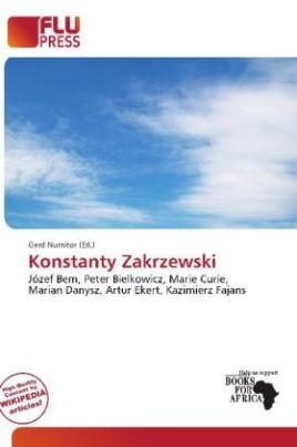 Konstanty Zakrzewski