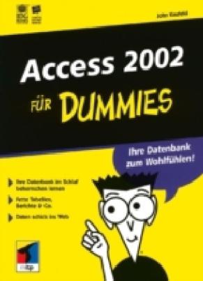 Access 2002 für Dummies