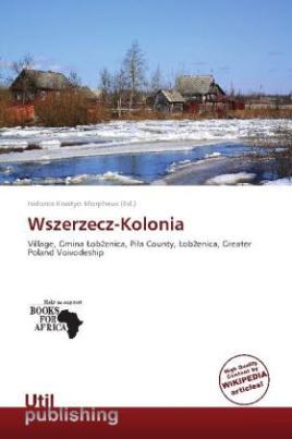 Wszerzecz-Kolonia