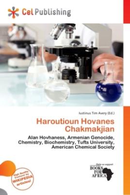 Haroutioun Hovanes Chakmakjian