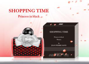 Shopping Time Princess in Black Eau de Parfum für Sie