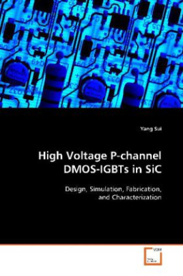 High Voltage P-channel DMOS-IGBTs in SiC
