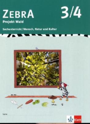 3./4. Schuljahr, Projekt Wald