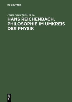 Hans Reichenbach, Philosophie im Umkreis der Physik