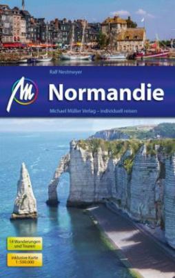 Normandie, m. 1 Karte