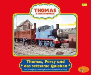 Thomas, Percy und das seltsame Quieken