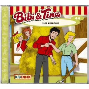 Bibi & Tina - Der Verehrer, 1 Audio-CD