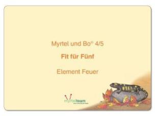 Klasse 4/5, Fit für Fünf, Modul 2: Element Feuer