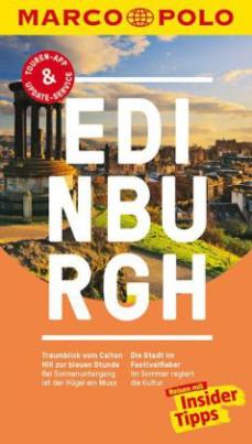 MARCO POLO Reiseführer Edinburgh