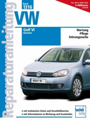 VW Golf VI, Benziner