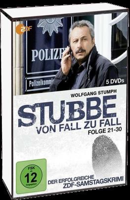 Stubbe - Von Fall zu Fall (Folge 21-30) (5DVDs)