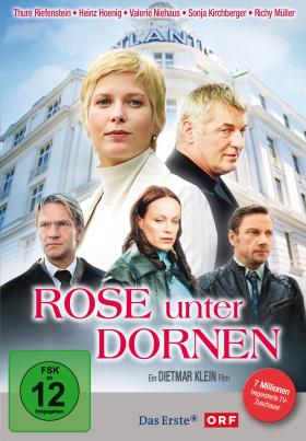 Rose unter Dornen